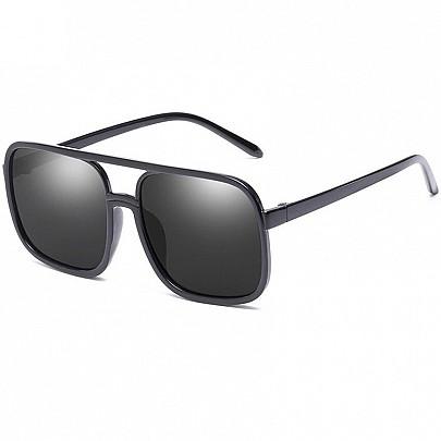 Sluneční brýle Garcia celé černé