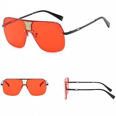 Sluneční brýle Alonso červené