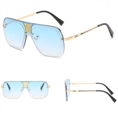 Sluneční brýle Alonso modré