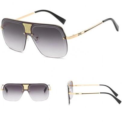 Sluneční brýle Alonso černé zlaté
