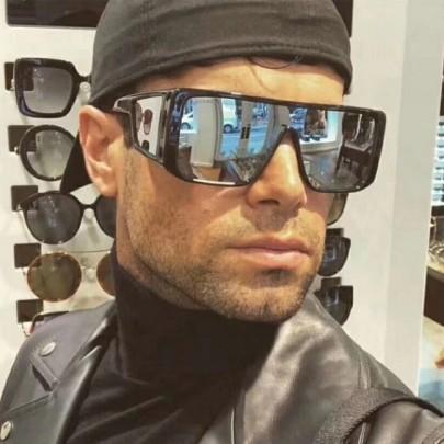 Sluneční brýle Maximo zrcadlové