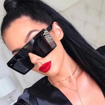 Sluneční brýle Royal celé černé