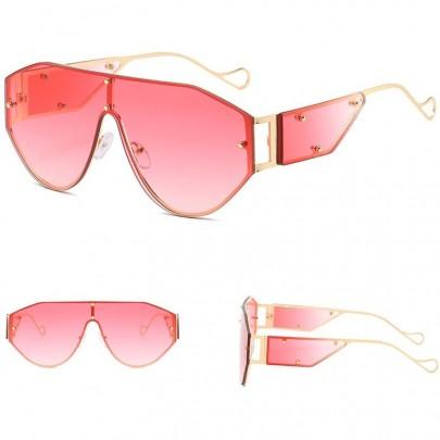 Pánské sluneční brýle Mateo červené