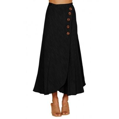 Dámská černá sukně AMANDA