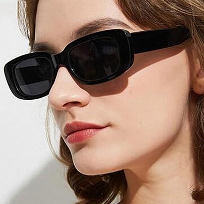 Dámské sluneční brýle Chloe černé