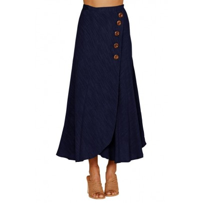 Dámská modrá sukně AMANDA