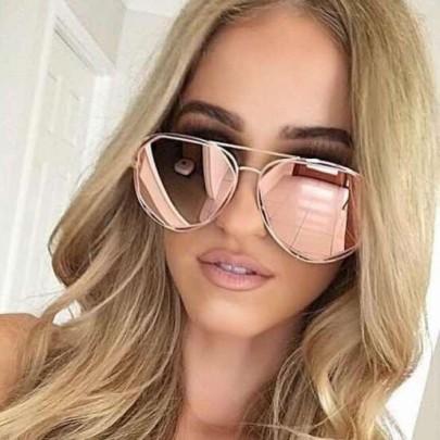 Dámské sluneční brýle Rumia pink