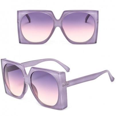 Dámské sluneční brýle Carmela fialové