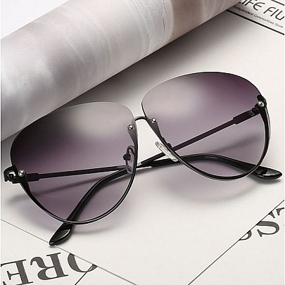 Dámské sluneční brýle Maya černé