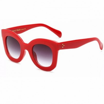 Dámské sluneční brýle Ivette červené