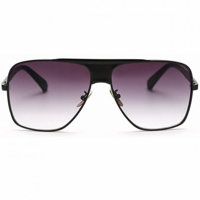 Sluneční brýle Cortez celé černé