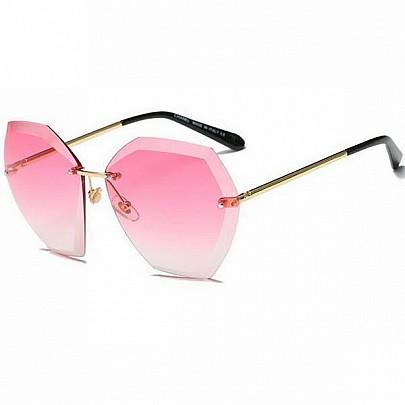 Dámské sluneční brýle Eva red