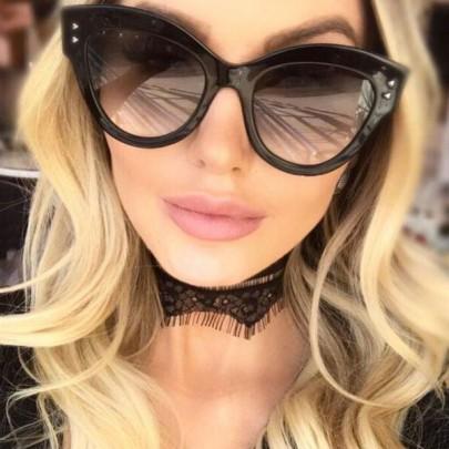 Dámské sluneční brýle Sissy černé