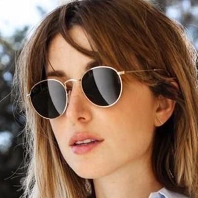Dámské sluneční brýle Lilja černé