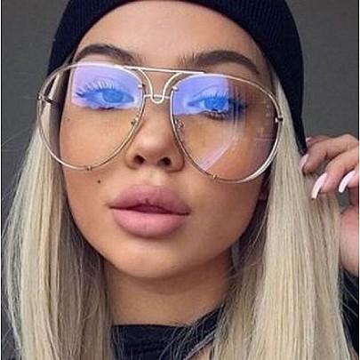 Dámské průsvitné brýle Izabel