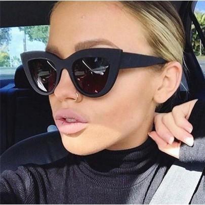 Dámské sluneční brýle Lola celé černé