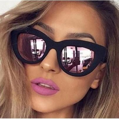 Dámské sluneční brýle Lola růžové