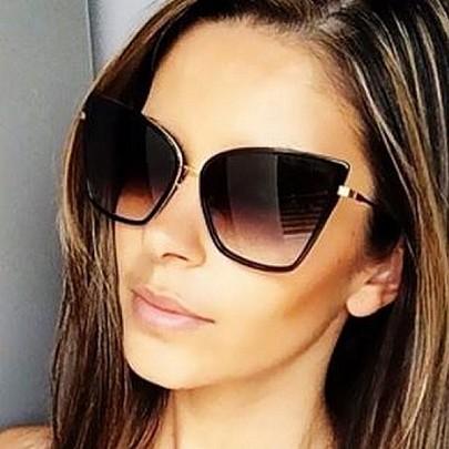 Dámské sluneční brýle Benita černé