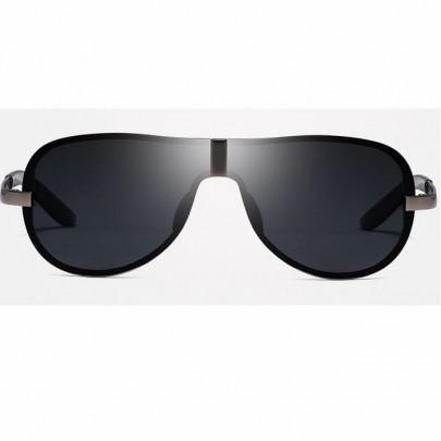 Polarizační sluneční brýle pilotky Arnold šedé