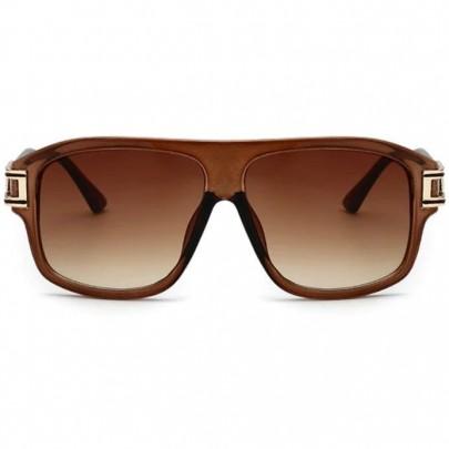 Pánské sluneční brýle Theo hnědé