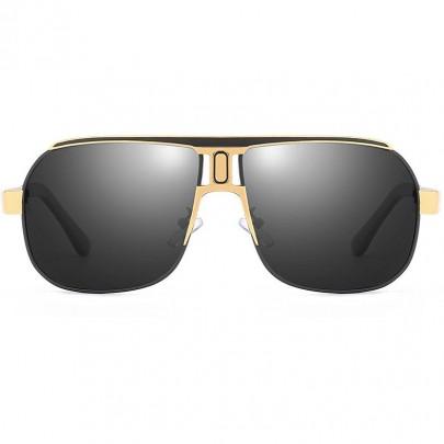 Polarizační sluneční brýle pilotky Roy černé