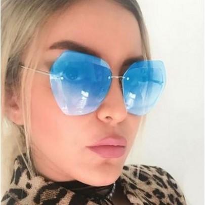 Dámské sluneční brýle Eva modré