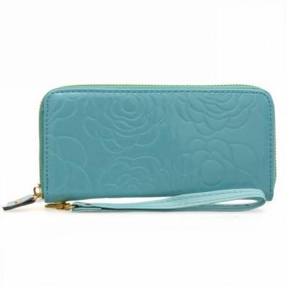 Trendy peněženka ROSE - modrá