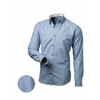 Pánská košile světlemodrá