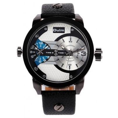 Pánské hodinky Oulm modré