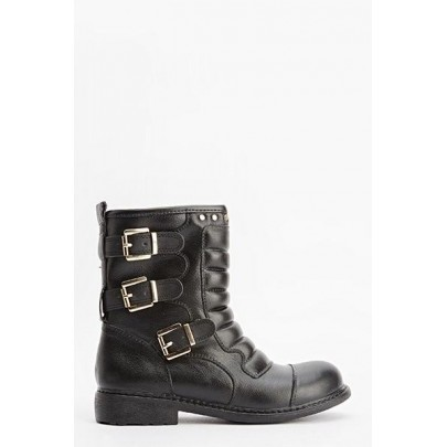 Dámské kozačky Boots černé