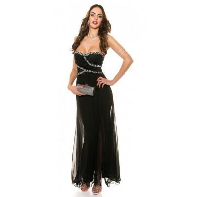 Dámské společenské šaty Marleigh - černé