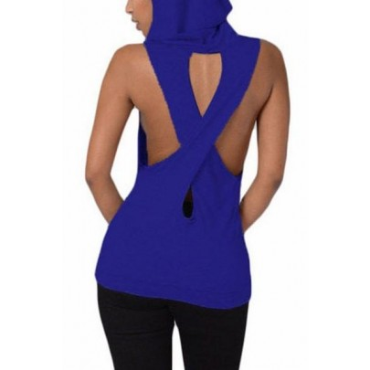 Dámský top Briar - modrý