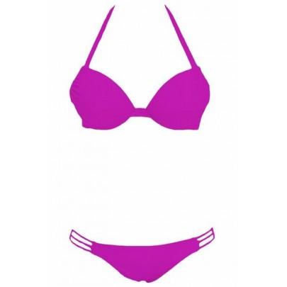 Dámské plavky Laura - fialové