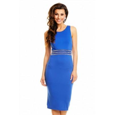 Dámské šaty Voye modré