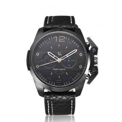 Pánské hodinky V6 - černé