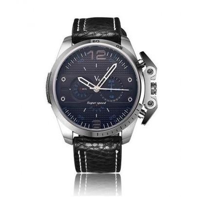 Pánské hodinky V6 - stříbrné