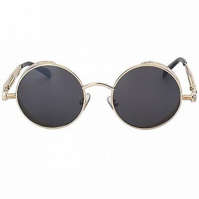 Sluneční brýle Punk zlaté