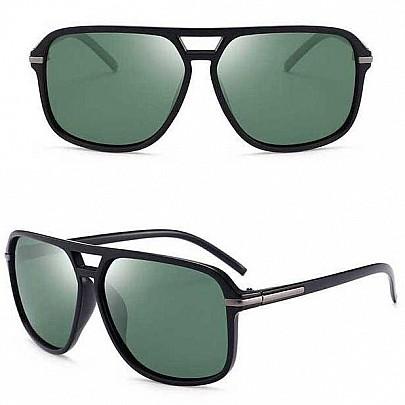 Polarizační sluneční brýle URBAN černé Green