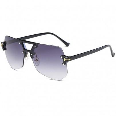 Pánské sluneční brýle Chris černé gradual