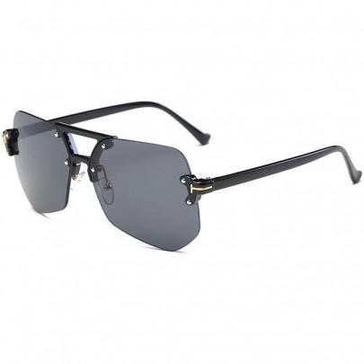 Pánské sluneční brýle Chris celé černé