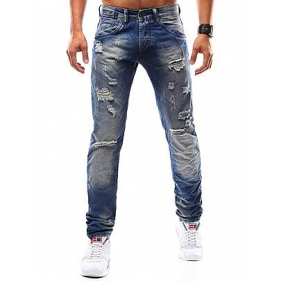 Jedinečné modré džíny Alessio ux0938