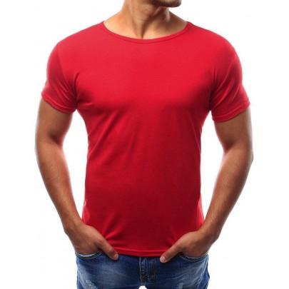 Pánské triko červené vrx2575