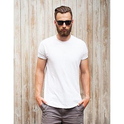Pánské tričko bílé rx2571