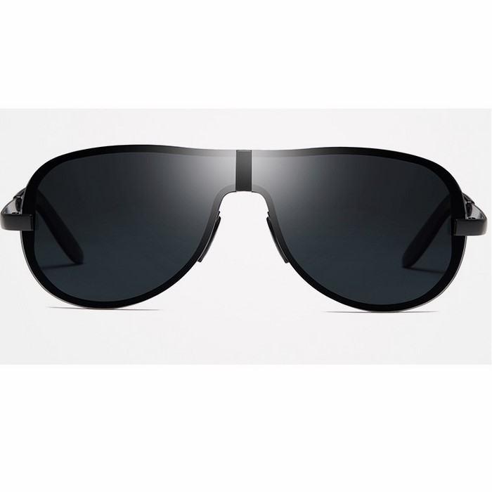 Polarizační sluneční brýle pilotky Arnold černé