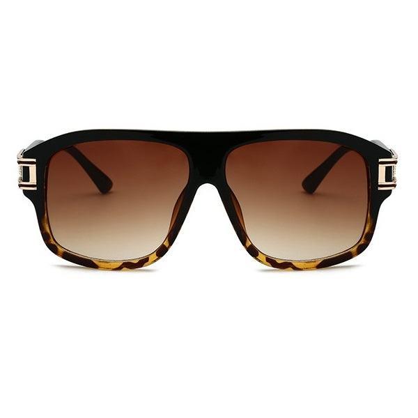 Pánské sluneční brýle Theo černé Leo