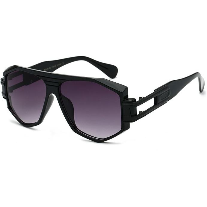 Unisex sluneční brýle Joshua celé černé