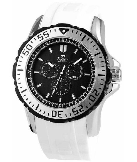 Pánské vodotěsné hodinky TimeTech Big