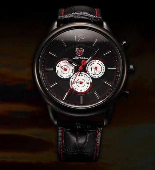 Pánské sportovní hodinky Shark 096