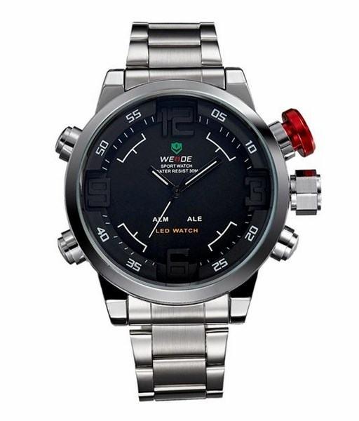 Pánské sportovní hodinky WE LED