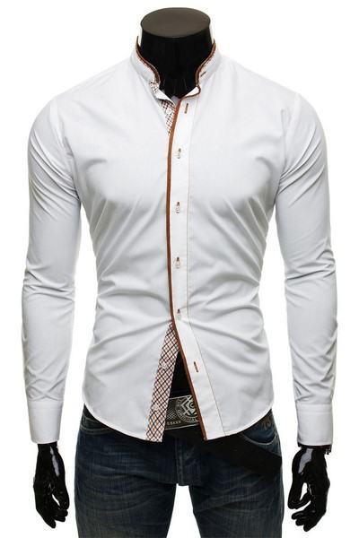 Pánská Slim Fit košile Atlanta - bílá